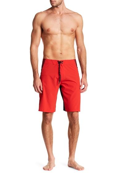 Imbracaminte Barbati Oakley Sidetrack 21 Board Shorts RED LINE