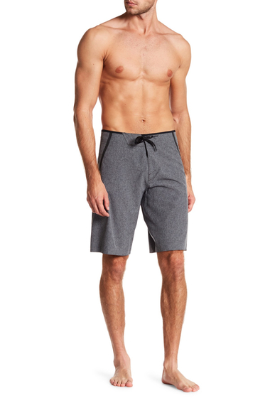 Imbracaminte Barbati Oakley Fusion 21 Board Shorts BLACK