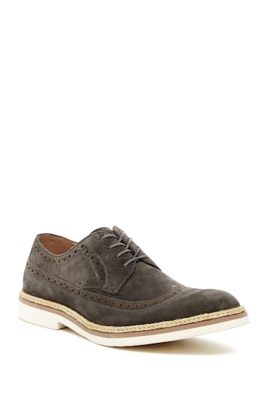 Incaltaminte Barbati Kenneth Cole Reaction Wingtip Oxford GREY
