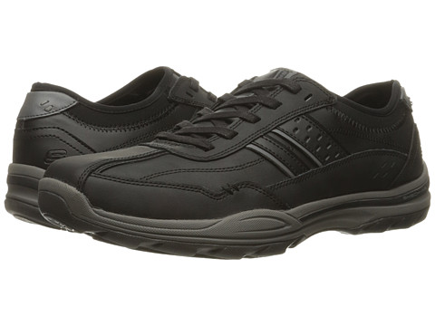 Incaltaminte Barbati SKECHERS Classic Fit Elment - Meron Black