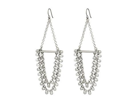 Bijuterii Femei Marc Jacobs Tri-Tone Chain Earrings Two-Tone