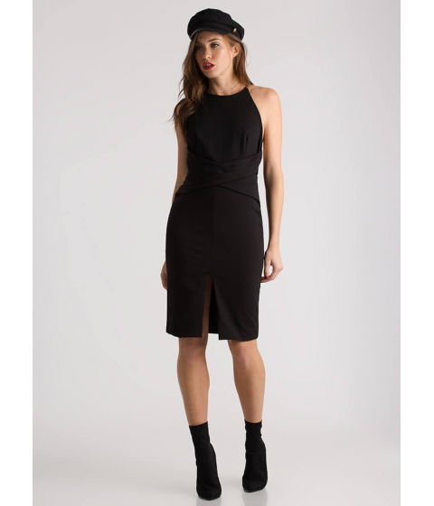 Imbracaminte Femei CheapChic Detail-oriented Cut-out Slit Dress Black