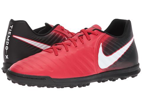 Incaltaminte Barbati Nike TiempoX Rio IV TF University RedWhiteBlack