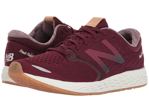 Incaltaminte Barbati New Balance Fresh Foam Zante V3 OxbloodSea Salt