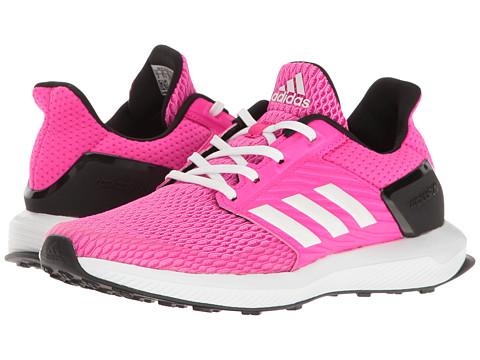 Incaltaminte Fete adidas RapidaRun (Little KidBig Kid) Shock PinkFootwear WhiteBold Pink