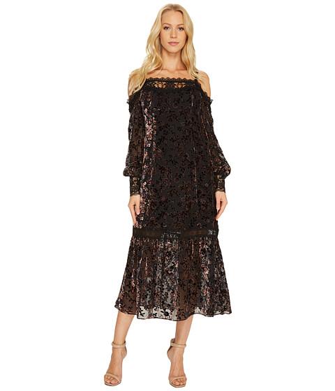 Imbracaminte Femei Nanette Lepore Picadilly Dress Black Multi