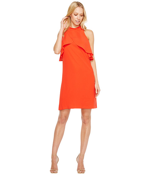Imbracaminte Femei Catherine Catherine Malandrino Aldridge Dress Tomato Red