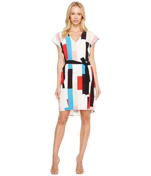 Imbracaminte Femei Catherine Catherine Malandrino Manson Dress Block Party Stripe