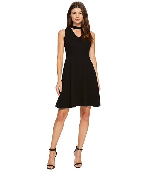 Imbracaminte Femei Catherine Catherine Malandrino Sleeveless Pieced Dress Black Beauty