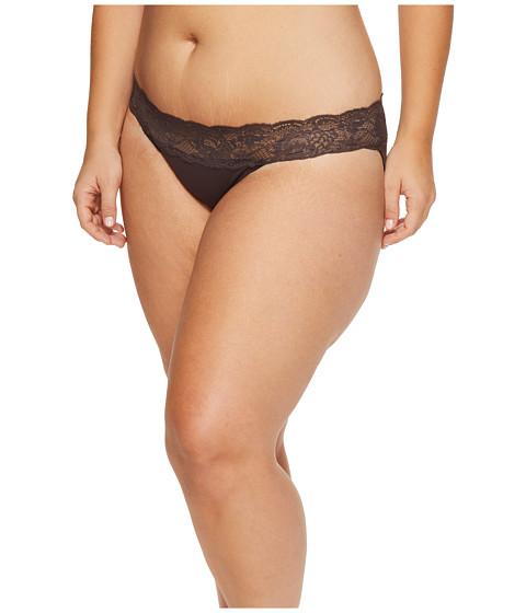 Imbracaminte Femei Cosabella Extended Size Never Say Never Bikini Graphite
