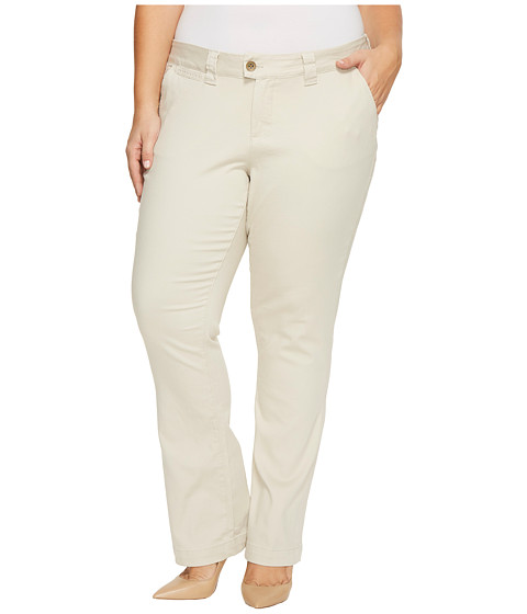 Imbracaminte Femei Jag Jeans Plus Size Standard Trousers in Divine Twill Stone