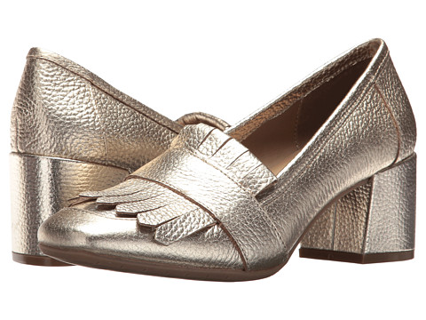 Incaltaminte Femei Kenneth Cole Reaction Michelle Gold Leather
