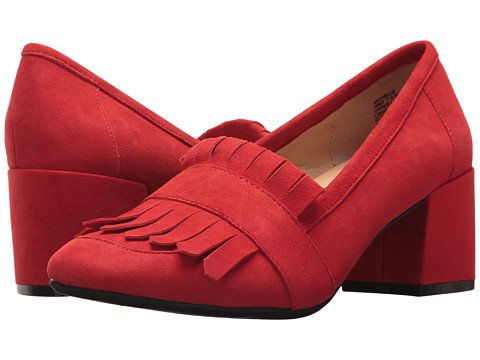 Incaltaminte Femei Kenneth Cole Reaction Michelle Red Suede