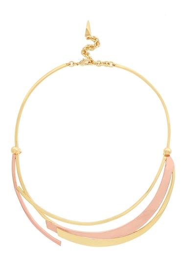 Bijuterii Femei Botkier Faux Collar Necklace ROSEG