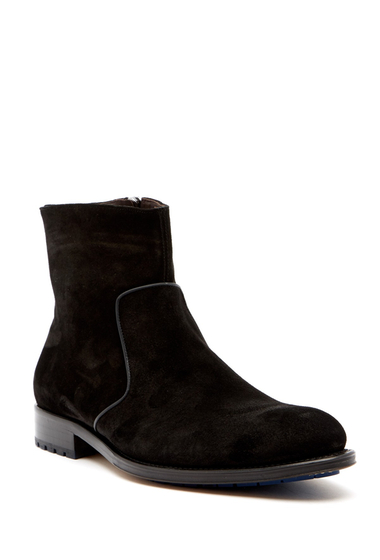 Incaltaminte Barbati Mezlan Plain Toe Mini Lug Boot BLACK