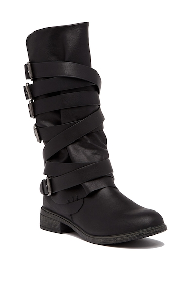 Incaltaminte Femei Report Huck Boot BLACK
