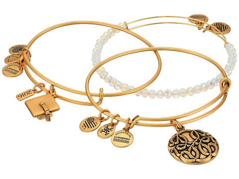 Bijuterii Femei Marc Jacobs Graduation Bracelet Set of 3 Gold