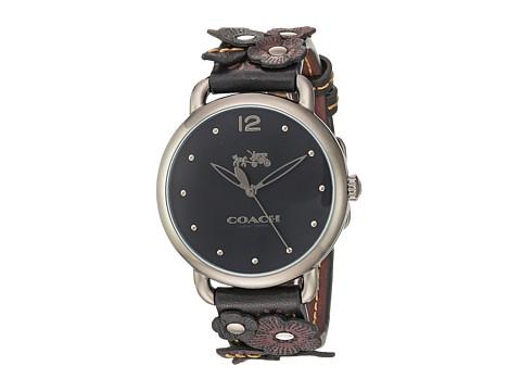 Ceasuri Femei COACH Delancey - 14502745 Dark BrownBlack