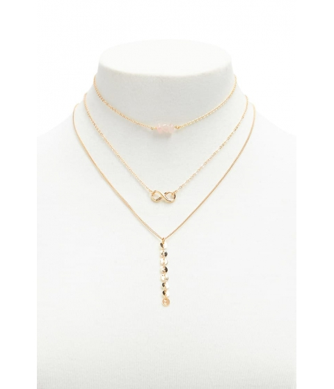 Bijuterii Femei Forever21 Assorted Necklace Set GOLD