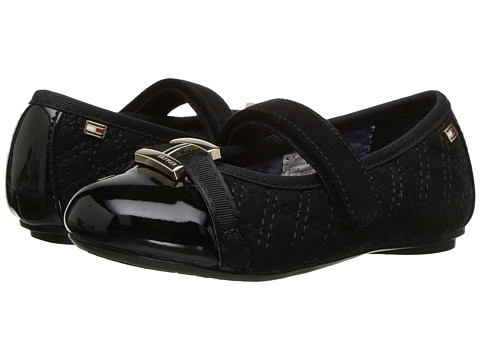 Incaltaminte Fete Tommy Hilfiger Kayleigh H Charm (Toddler) Black