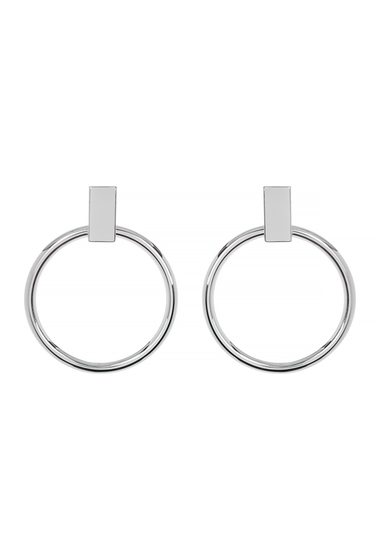 Bijuterii Femei Botkier Hoop Drop Earrings IRHOD