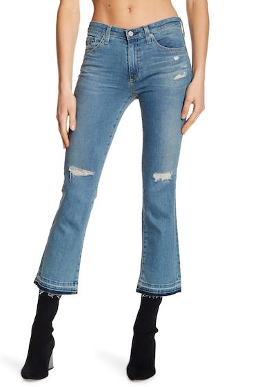 Imbracaminte Femei AG Jody Release Hem Crop Jeans 18YSBF