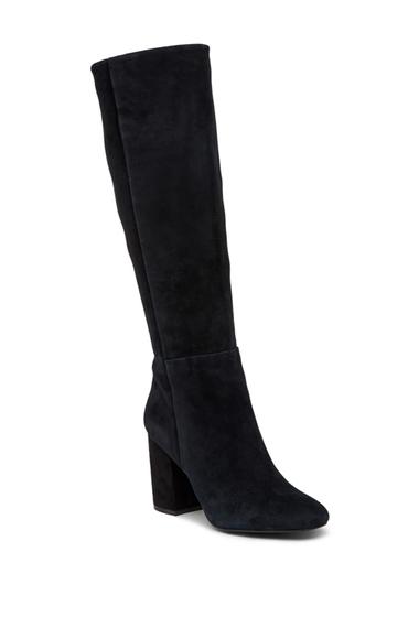 Incaltaminte Femei Kenneth Cole New York Clarissa Tall Block Heel Boot BLACK