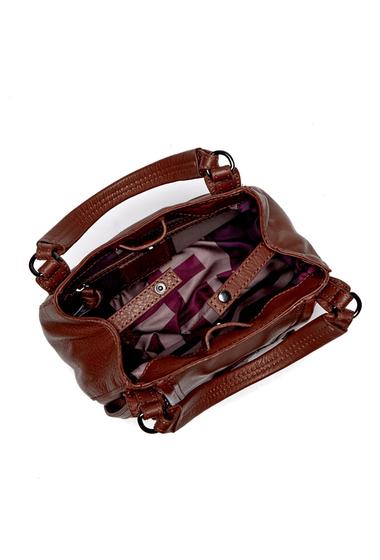 Genti Femei Kooba Mini Jonnie Leather Crossbody Bag WHISKEY 43