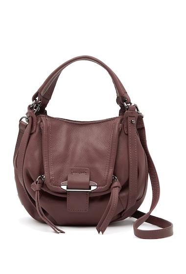 Genti Femei Kooba Mini Jonnie Leather Crossbody Bag ORCHID 16
