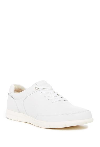 Incaltaminte Barbati Birkenstock Illinois Leather Sneaker - Discontinued WHITE
