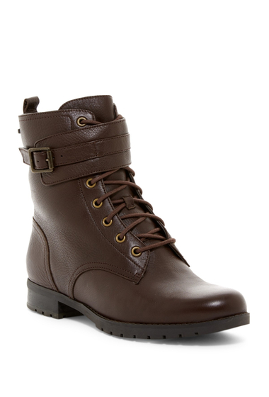 Incaltaminte Femei Rockport Tristina Lace-up Waterproof Boot - Wide Width Available BROWN