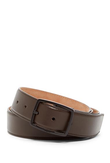 Accesorii Barbati Salvatore Ferragamo Leather Belt HICKORY