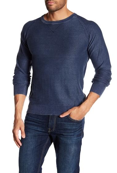 Imbracaminte Barbati Vintage 1946 Acid Wash Pique Sweater NAVY