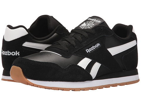 Incaltaminte Barbati Reebok Classic Harman Run BlackWhiteGum