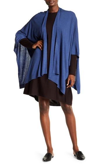 Imbracaminte Femei Eileen Fisher Wool Serape DENIM