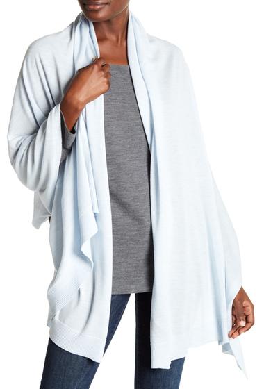 Imbracaminte Femei Eileen Fisher Wool Shawl RAIN