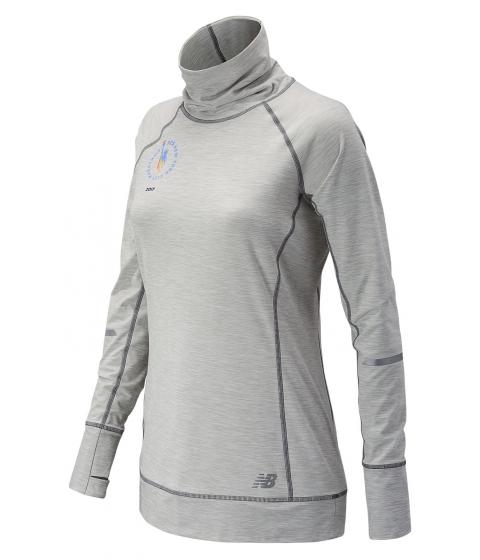 Incaltaminte Femei New Balance Women's NYC Marathon In Transit Tunic Top Off White