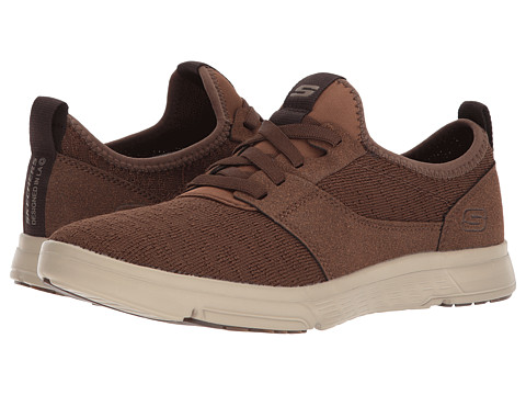 Incaltaminte Barbati SKECHERS Classic Fit Moogen - Holder Brown