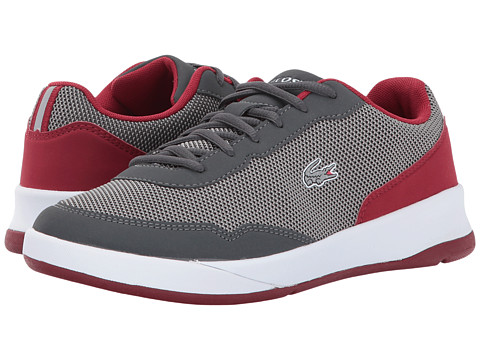 Incaltaminte Baieti Lacoste LT Spirit 317 1 (Little KidBig Kid) Dark Gray