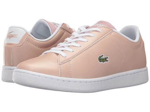 Incaltaminte Fete Lacoste Carnaby Evo 317 6 (Little KidBig Kid) Light Pink