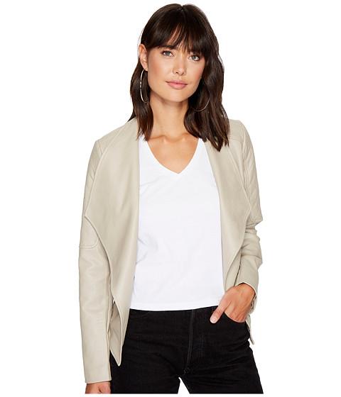 Imbracaminte Femei BB Dakota Leora Quilted PU Jacket Medium Khaki