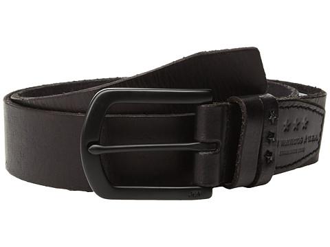 Accesorii Barbati John Varvatos Studded Joint Belt Black