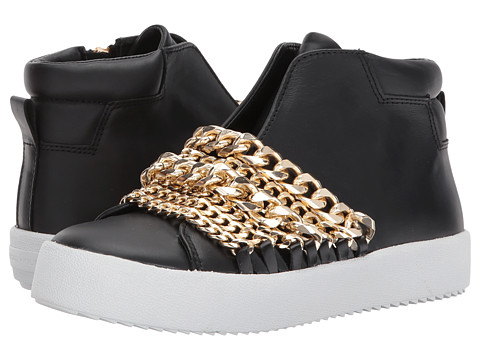 Incaltaminte Femei KENDALL KYLIE Duke Black Leather