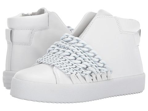 Incaltaminte Femei KENDALL KYLIE Duke White Leather