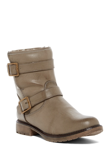 Incaltaminte Femei Dirty Laundry Riot Girl Faux Fur Lined Boot GREY