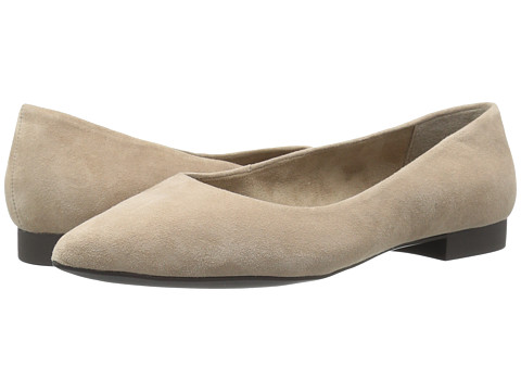 Incaltaminte Femei Bella-Vita Vivien Almond Kid Suede Leather