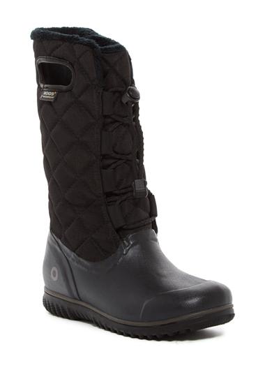 Incaltaminte Femei Bogs Juno Tall Waterproof Boot BLACK