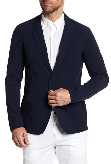 Imbracaminte Barbati Theory Notch Collared Pocket Jacket ECLIPSE