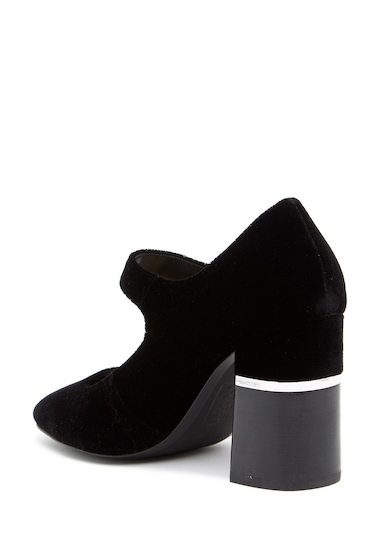 Incaltaminte Femei Jones New York Emmi Velvet Mary Jane Pump BLACK