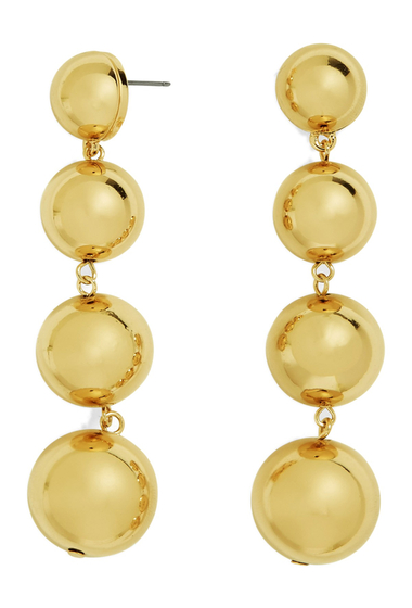 Bijuterii Femei BAUBLEBAR Mya Drop Earrings GOLD
